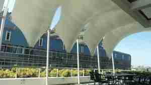 Tensionadas Tenso Estructuras Coberturas Tensionadas Terrazas Sombra