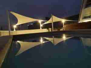 Coberturas Tensionadas Terraza Sombra PH Punta Hermosa