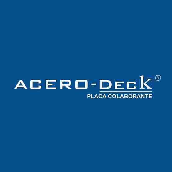 Acero Deck Placa Colaborante Alunizinc 1
